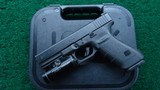 GLOCK 21SF IN 45 ACP WITH FLASHLIGHT - 14 of 16