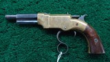 VERY SCARCE SMALL FRAME VOLCANIC LEVER ACTION REPEATING PISTOL - 6 of 9