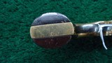 VERY SCARCE SMALL FRAME VOLCANIC LEVER ACTION REPEATING PISTOL - 9 of 9