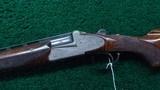 FERLACH O/U 410 DOUBLE BARREL SHOTGUN - 2 of 23