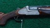 FERLACH O/U 410 DOUBLE BARREL SHOTGUN - 1 of 23