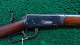 SPECIAL ORDER WINCHESTER 1894 TAKE-DOWN CALIBER 32-40