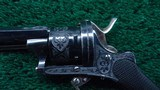 ENGRAVED PINFIRE FRENCH RMERZ103 EVOLVER - 7 of 14