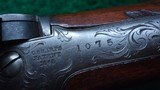 SHARPS MODEL 1851 FACTORY ENGRAVED BOXLOCK CARBINE - 17 of 23