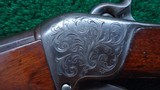 SHARPS MODEL 1851 FACTORY ENGRAVED BOXLOCK CARBINE - 8 of 23