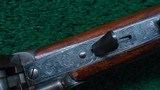 SHARPS MODEL 1851 FACTORY ENGRAVED BOXLOCK CARBINE - 16 of 23