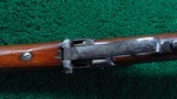 SHARPS MODEL 1851 FACTORY ENGRAVED BOXLOCK CARBINE - 15 of 23