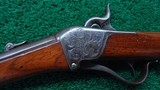 SHARPS MODEL 1851 FACTORY ENGRAVED BOXLOCK CARBINE - 2 of 23