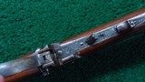 SHARPS MODEL 1851 FACTORY ENGRAVED BOXLOCK CARBINE - 13 of 23