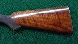 CASED 28 GAUGE O/U SHOTGUN BY JOS. DEFOURNY OF BELGIUM - 19 of 25