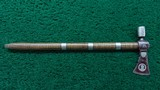 EXHIBITION GRADE QUALITY PIPE TOMAHAWK - 2 of 14