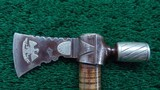 EXHIBITION GRADE QUALITY PIPE TOMAHAWK - 3 of 14