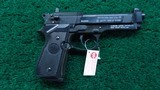 BERETTA MODEL 92 FS .177 CALIBER CO2 PISTOL