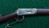 WINCHESTER MODEL 1894 RIFLE IN CALIBER 32 SPECIAL