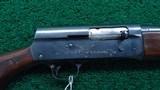 REMINGTON MODEL 11 US MARKED RIOT GUN