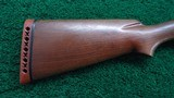 WINCHESTER MODEL 97 TAKEDOWN SHOTGUN WITH 30 INCH BARREL - 15 of 17