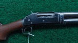 WINCHESTER MODEL 97 TAKEDOWN SHOTGUN WITH 30 INCH BARREL - 1 of 17