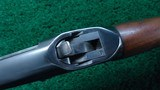 WINCHESTER MODEL 97 TAKEDOWN SHOTGUN WITH 30 INCH BARREL - 8 of 17