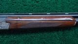 CASED MERKEL POST-WAR 2-BARREL SET 16 GAUGE O/U SHOTGUN BARREL AND 30-06 O/U RIFLE BARREL - 5 of 25