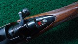 PROTOTYPE FEATHER WEIGHT WINCHESTER MODEL 70 RIFLE IN CALIBER 308 - 8 of 20