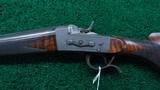 H PIEPER 7 SHOT 22 CALIBER VOLLEY GUN - 2 of 22