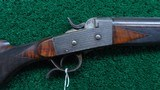 H PIEPER 7 SHOT 22 CALIBER VOLLEY GUN - 1 of 22