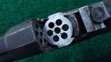 H PIEPER 7 SHOT 22 CALIBER VOLLEY GUN - 18 of 22
