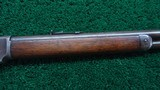 WINCHESTER FIRST MODEL 73 RIFLE WITH SPECIAL ORDER 30 INCH ROUND BARREL - 5 of 20