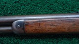 WINCHESTER FIRST MODEL 73 RIFLE WITH SPECIAL ORDER 30 INCH ROUND BARREL - 14 of 20