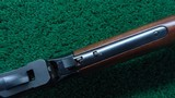 INTERESTING EXPERIMENTAL WINCHESTER TAKEDOWN RIFLE - 9 of 21