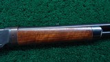 INTERESTING EXPERIMENTAL WINCHESTER TAKEDOWN RIFLE - 5 of 21