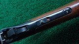 INTERESTING EXPERIMENTAL WINCHESTER TAKEDOWN RIFLE - 8 of 21