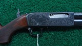 F GRADE MODEL 14 REMINGTON IN CALIBER 35 REMINGTON