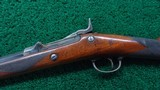 US MARKED MODEL 1873 TRAPDOOR SPORTING RIFLE - 2 of 23