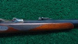US MARKED MODEL 1873 TRAPDOOR SPORTING RIFLE - 5 of 23