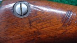 US MARKED MODEL 1873 TRAPDOOR SPORTING RIFLE - 16 of 23