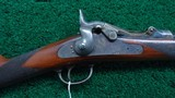 US MARKED MODEL 1873 TRAPDOOR SPORTING RIFLE - 1 of 23