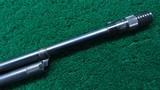 REMINGTON MODEL 10 E GRADE PUMP ACTION 12 GAUGE SHOTGUN - 7 of 22