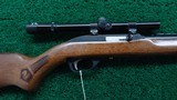 MARLIN GLENFIELD MODEL 60 RIFLE IN 22 CALIBER