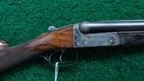 REMINGTON 1894 DOUBLE BARREL 12 GAUGE SHOTGUN