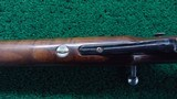 WARDS WESTERN FIELD MODEL 47 C 22 CALIBER BOLT ACTION RIFLE - 9 of 22