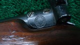 WARDS WESTERN FIELD MODEL 47 C 22 CALIBER BOLT ACTION RIFLE - 17 of 22