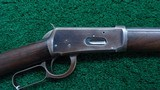 WINCHESTER MODEL 1894 EARLY 2ND MODEL RIFLE IN CALIBER 30-30