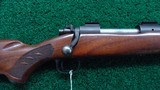WINCHESTER MODEL 70 BOLT ACTION RIFLE IN CALIBER 225 WINCHESTER