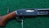 REMINGTON MODEL 25 PUMP ACTION RIFLE IN CALIBER 25-20