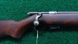 MOSSBERG MODEL 44 US (c) MARKED 22 LR - 1 of 17