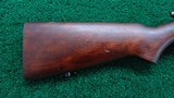 MOSSBERG MODEL 44 US (c) MARKED 22 LR - 15 of 17