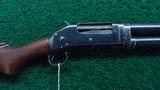 MODEL 97 WINCHESTER 12 GAUGE TAKEDOWN SHOTGUN