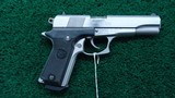 COLT DOUBLE EAGLE 1ST EDITION IN 10MM WITH CARRY BAG