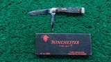 FIVE WINCHESTER KNIVES - 9 of 13